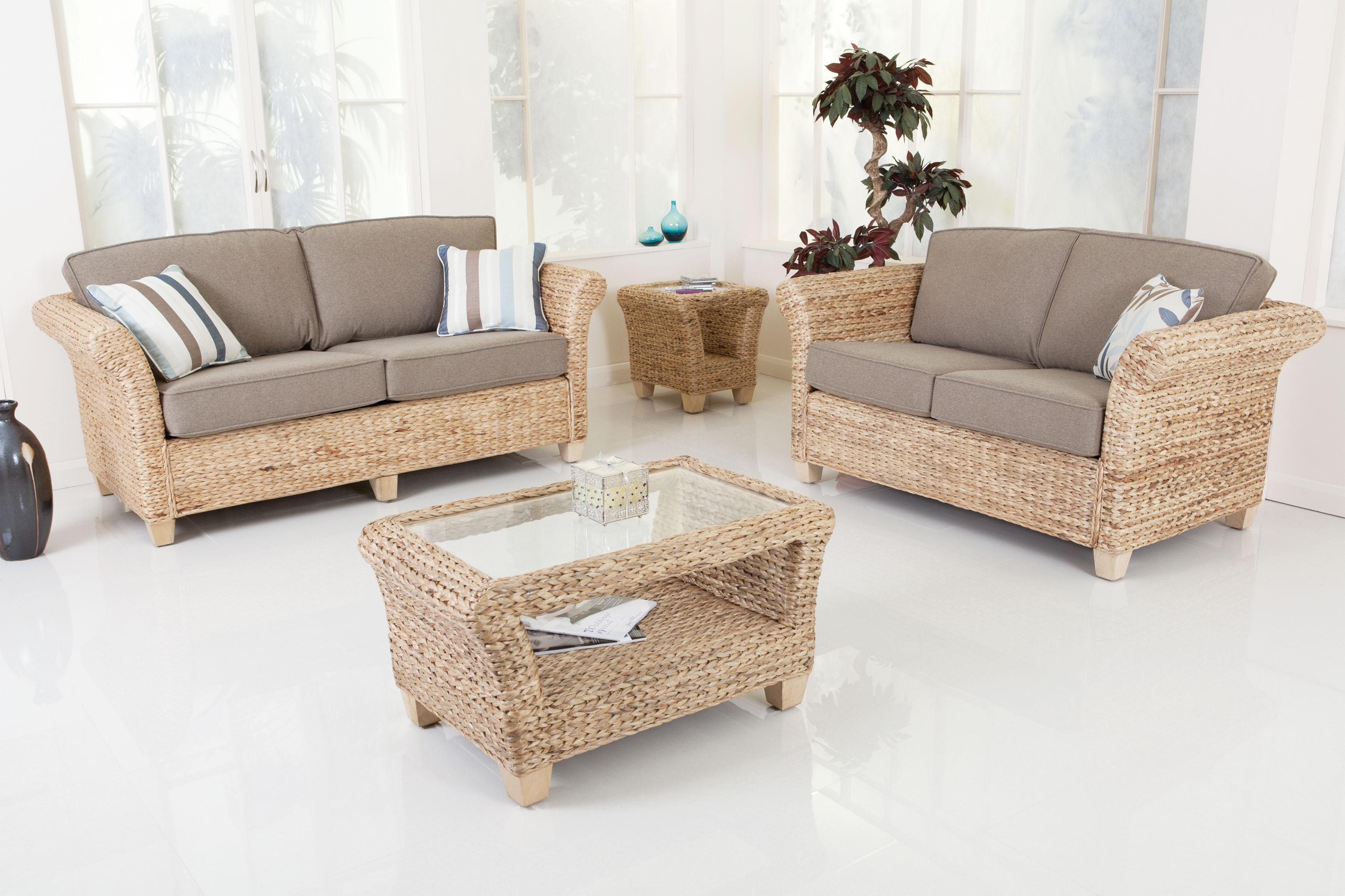 Bamboo Sofa With Design Gallery 6350 | Kengire Intended For Ken Sofa Sets (Image 5 of 20)