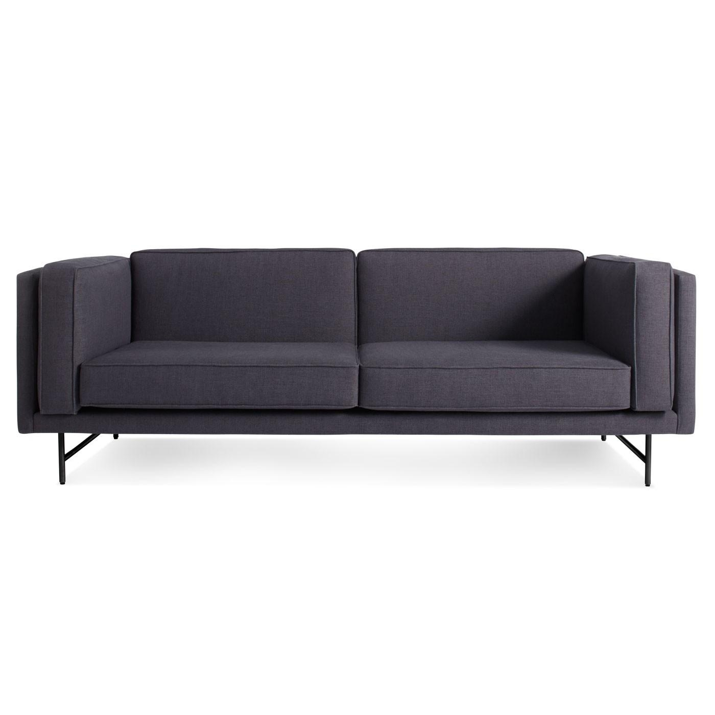 "Bank 80"" Low Profile Sofa – Deep Seat Sofas 