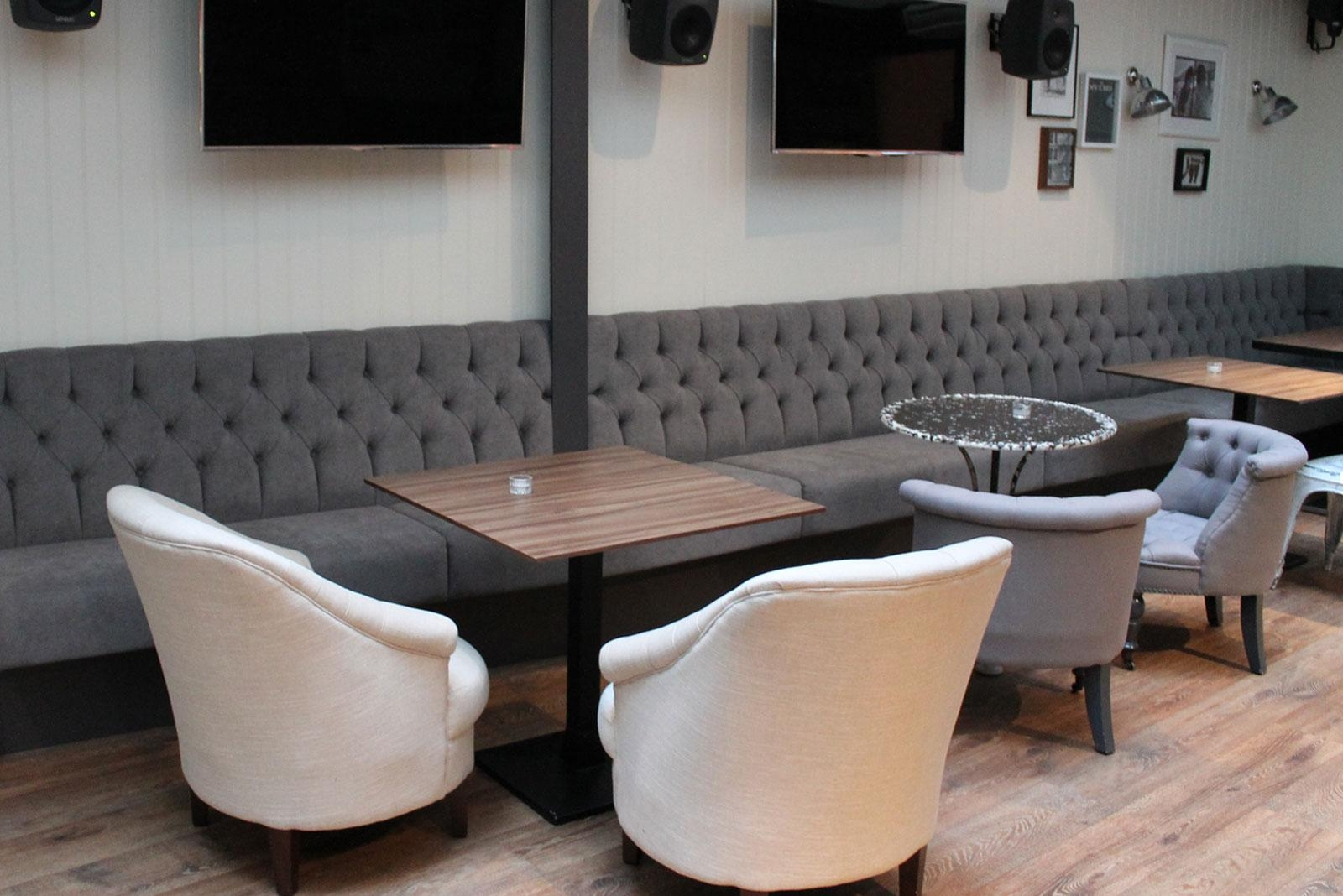 Banquette Seating Uk Ideas – Banquette Design With Regard To Banquette Sofas (Image 8 of 20)