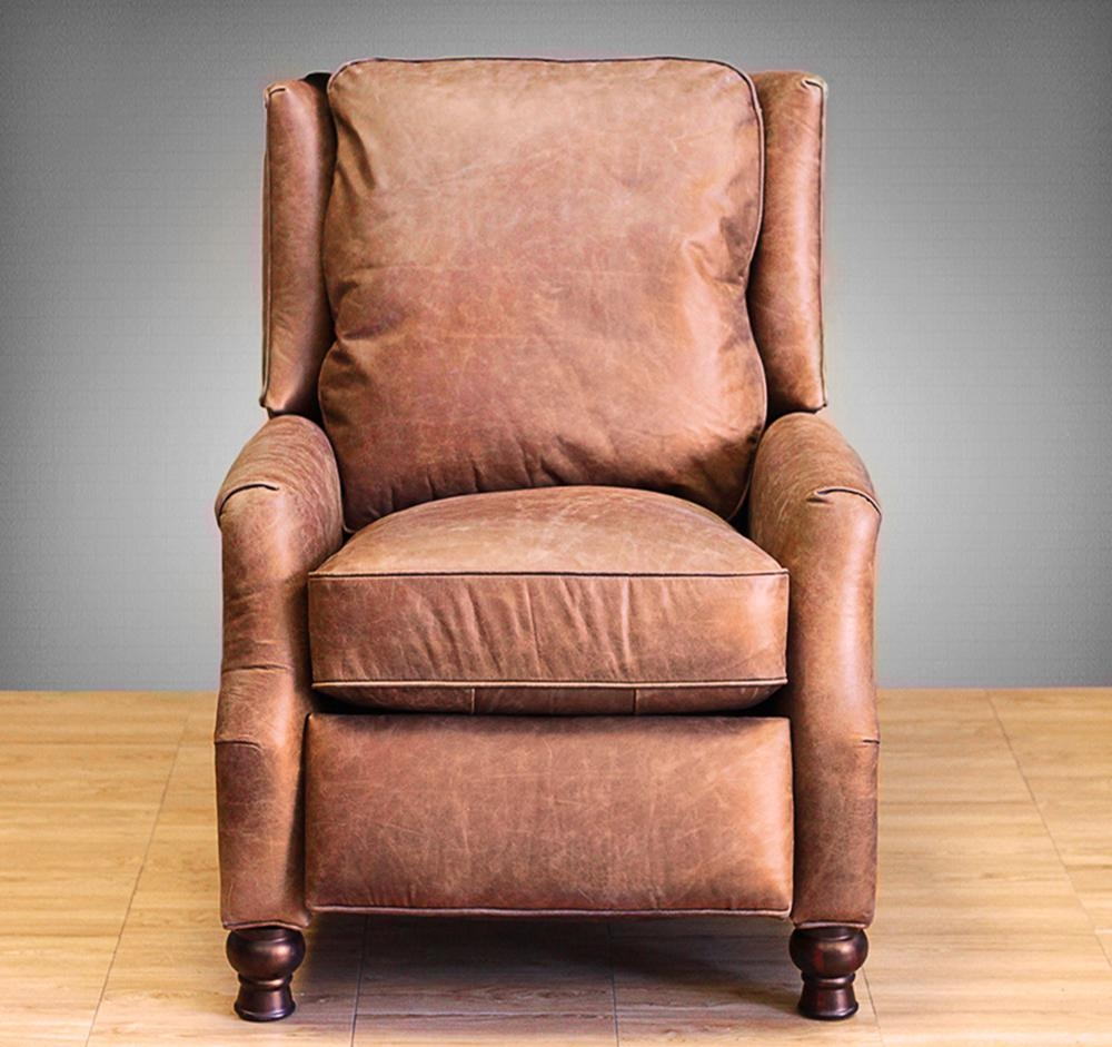 Barcalounger Ashton Ii Recliner Chair – Leather Recliner Chair Throughout Barcalounger Sofas (Photo 5 of 20)