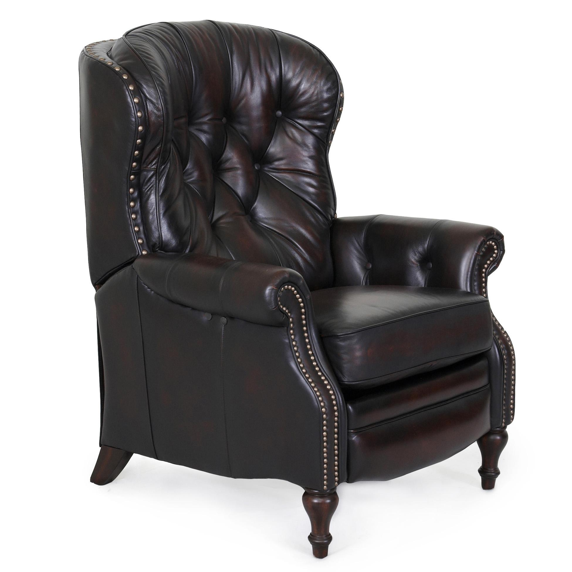Barcalounger Kendall Ii Recliner Chair – Leather Recliner Chair With Regard To Barcalounger Sofas (View 18 of 20)