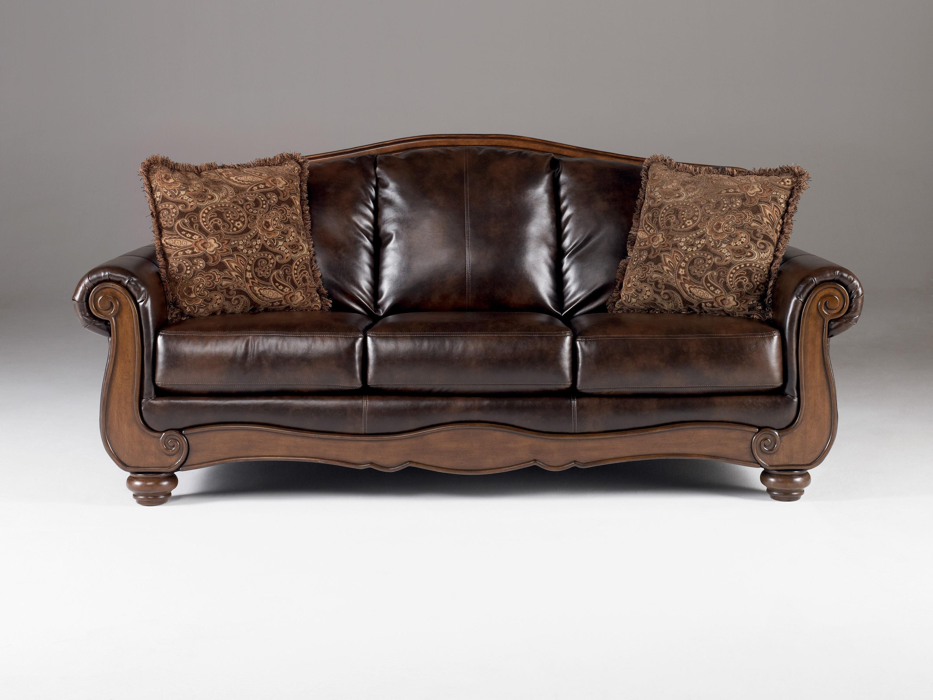 Barcelona Antique 553  Sofa Within Antique Sofa Chairs (Image 6 of 20)