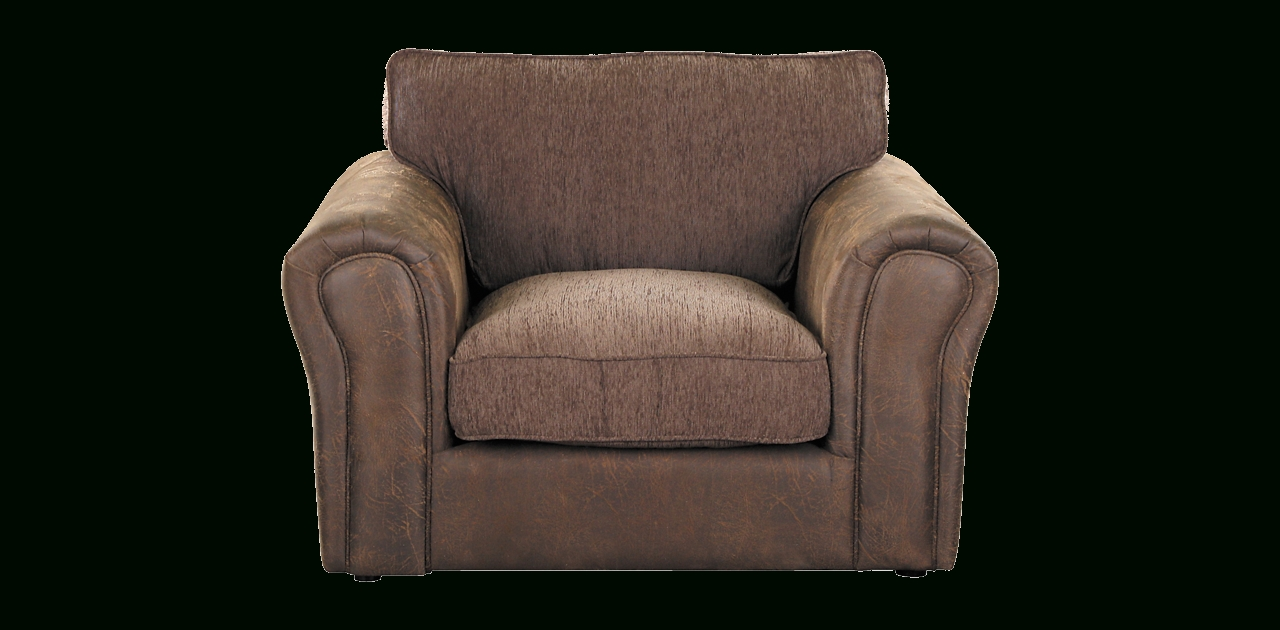Baron Sofa Brown Chair Sofa – Chairs Pertaining To Sofa With Chairs (View 10 of 20)