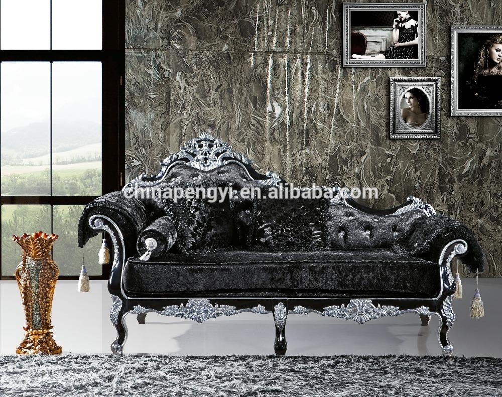 Baroque Sofa, Baroque Sofa Suppliers And Manufacturers At Alibaba With Regard To Classic Sofas For Sale (Image 6 of 20)
