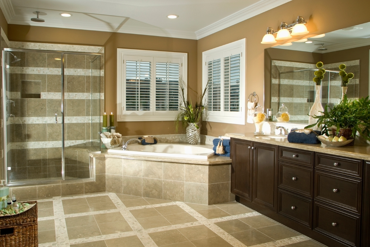 Bathroom | Lone Star Remodeling And Renovations Inside Cheap Ways To Improve Your Bathroom (Image 3 of 33)