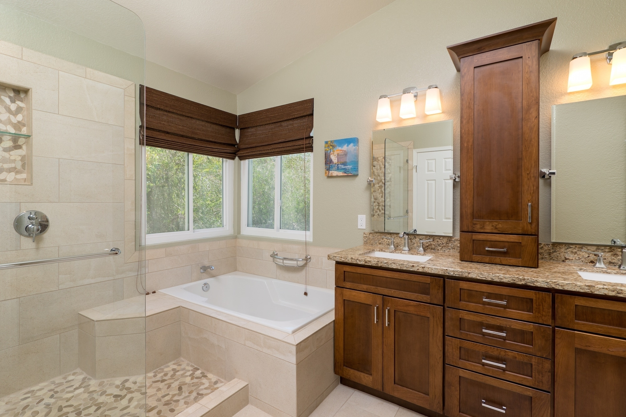 Bathroom Remodeling – Planning And Hiring | Angie's List Intended For Cheap Ways To Improve Your Bathroom (View 2 of 33)