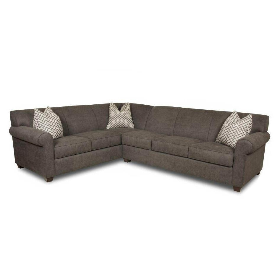 Bauhaus Leather Sectional Sofa