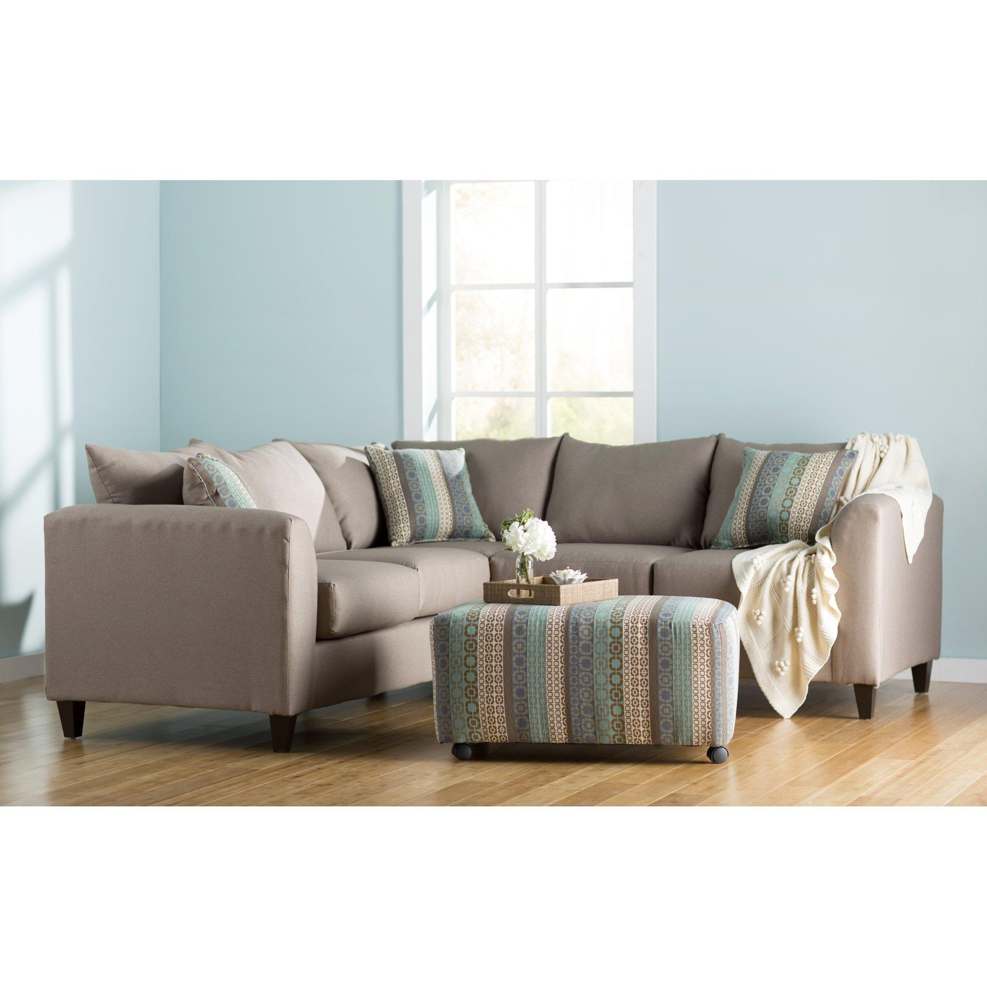 Beachcrest Home Serta Sectional & Reviews | Wayfair Supply Intended For Serta Sectional (Image 5 of 20)