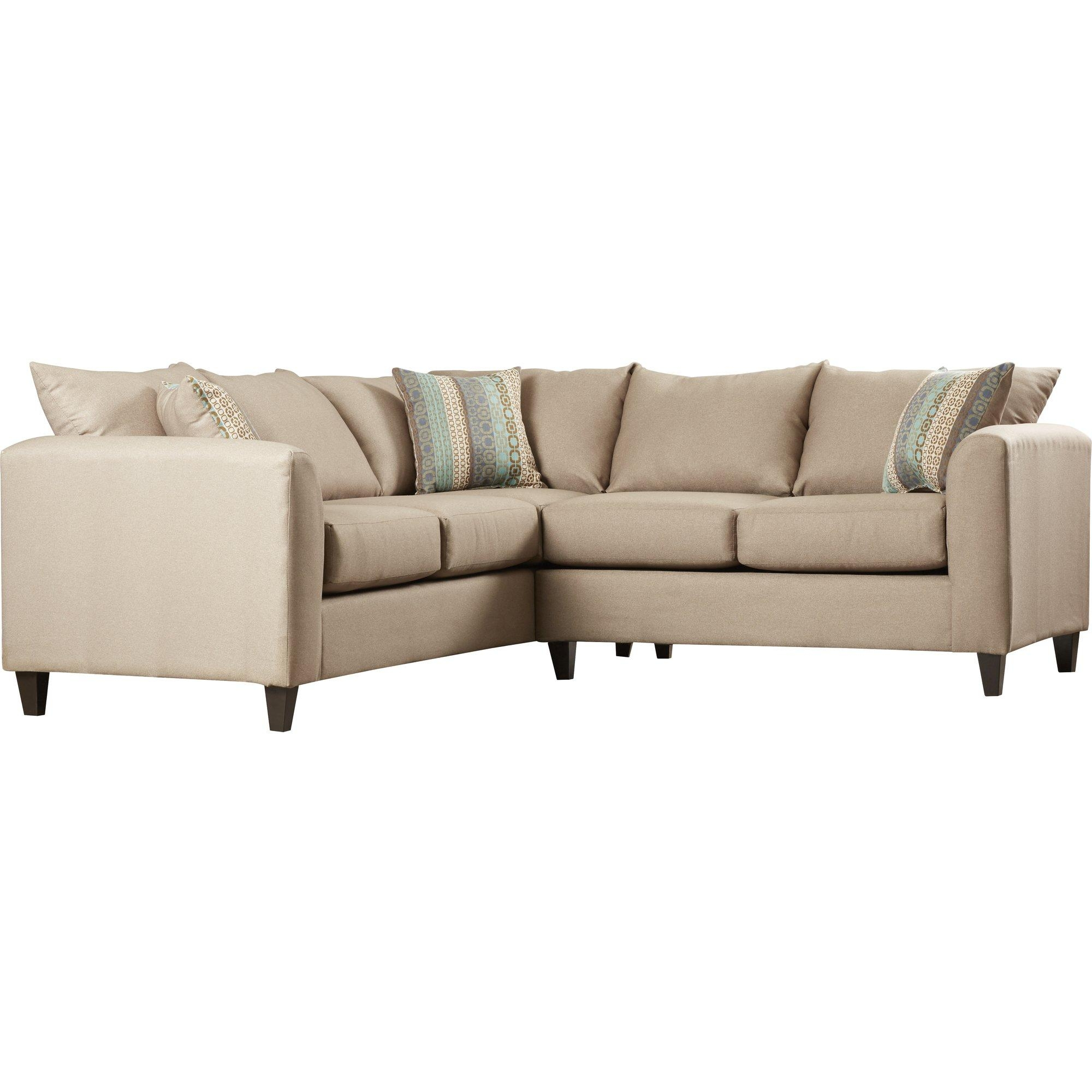 Beachcrest Home Serta Sectional & Reviews | Wayfair Supply Within Serta Sectional (View 13 of 20)
