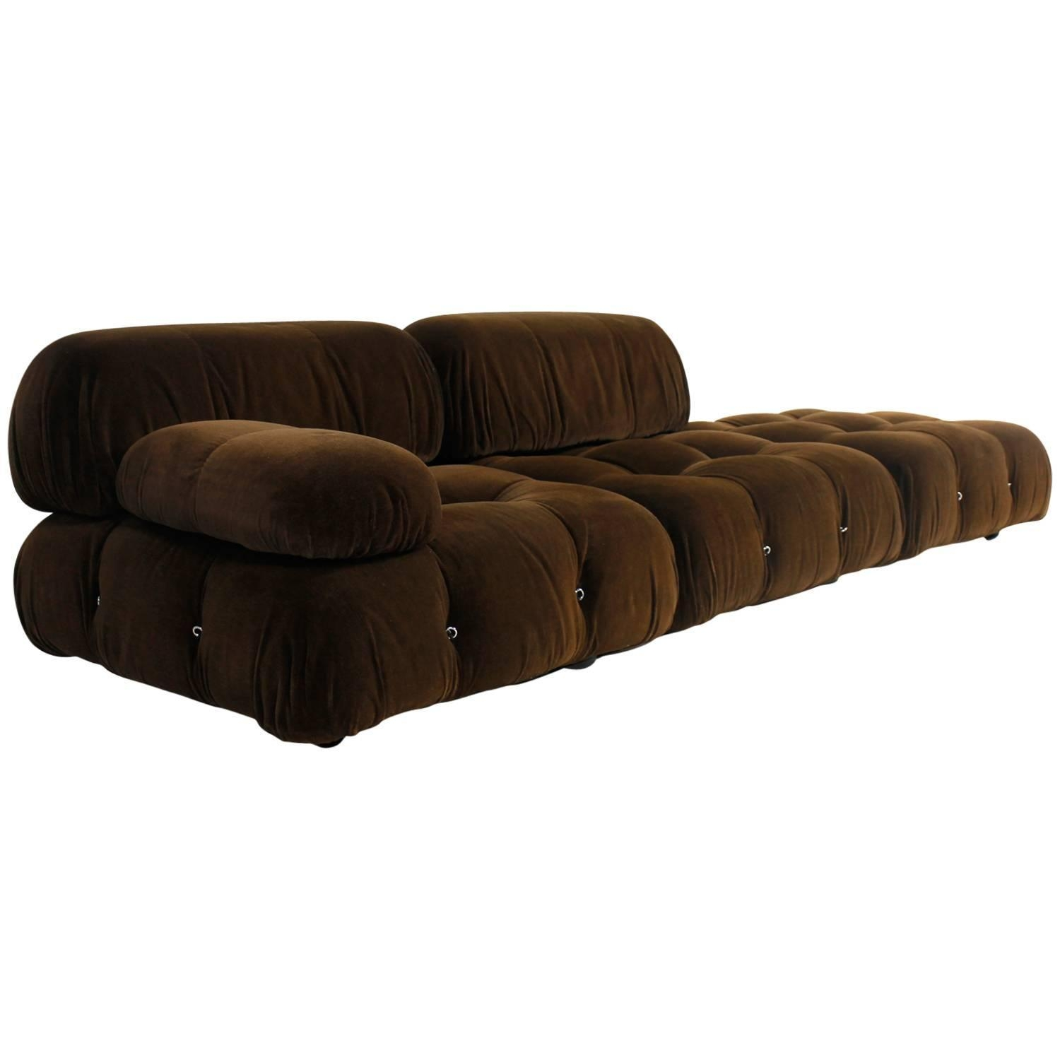 "Beautiful 1970S Mario Bellini Modular Sofa ""camaleonda"" B&b Italia Throughout Bellini Couches (View 12 of 20)"