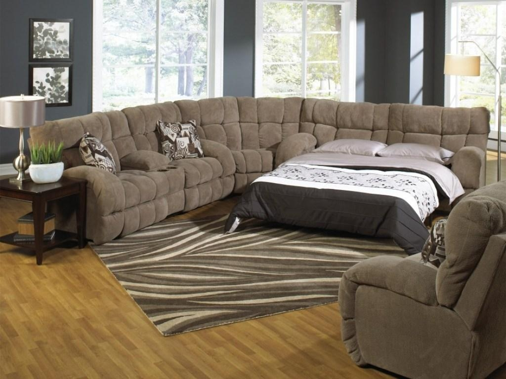 Bed Ideas : Sectional Sofa W Pull Out Bed Aidanacme Ac With With Theatre Sectional Sofas (View 14 of 20)