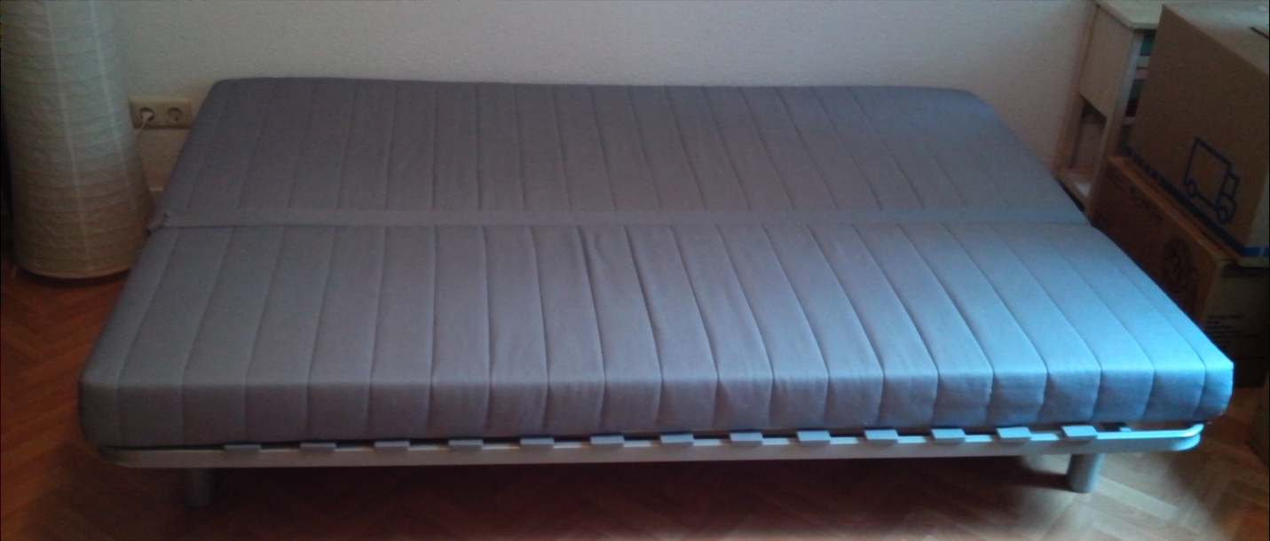 Beddinge Sofa Bed | Sofa Gallery | Kengire For Euro Sofa Beds (View 6 of 20)