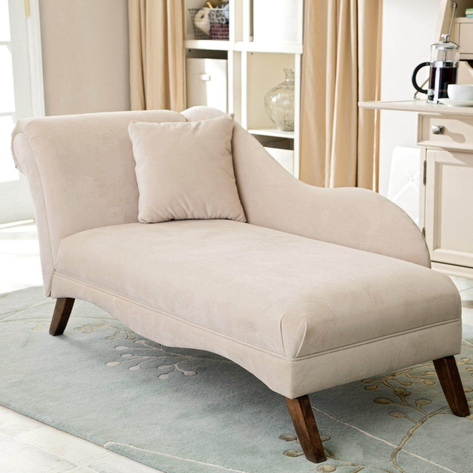 Bedroom : Amazing White Chaise Lounge Slipcover Chaise Lounge For With Slipcovers For Chaise Lounge Sofas (Image 1 of 20)