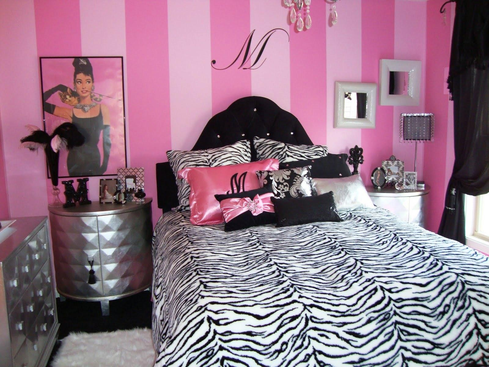 Bedroom : Awesome Bedroom Coolest Room Ideas For Teenage Girls With Kids Sofa Chair And Ottoman Set Zebra (View 4 of 20)