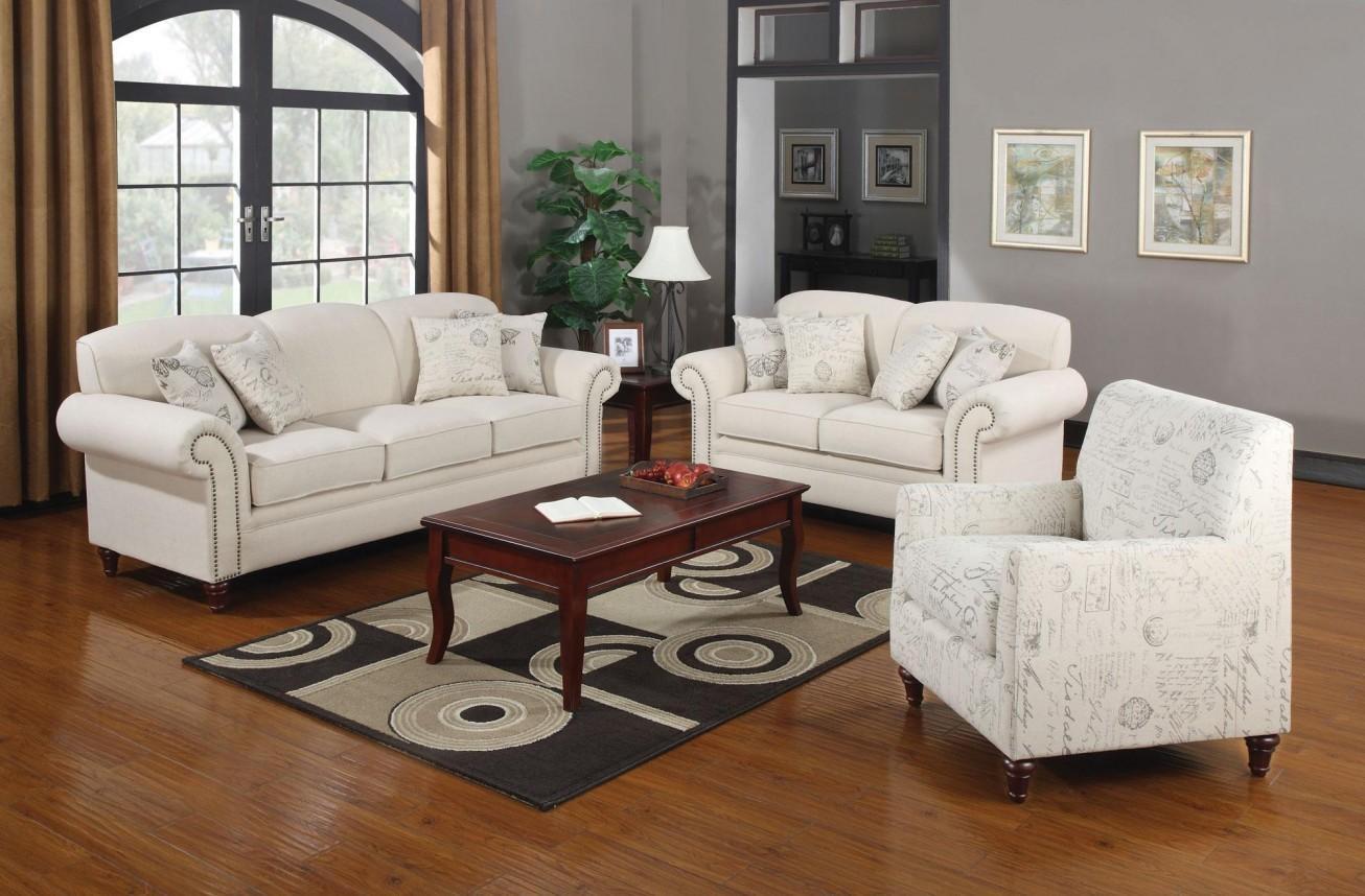 Bedroom: Elegant Black And White Sofa With Ethan Allen Furniture Regarding Allen White Sofas (View 10 of 20)