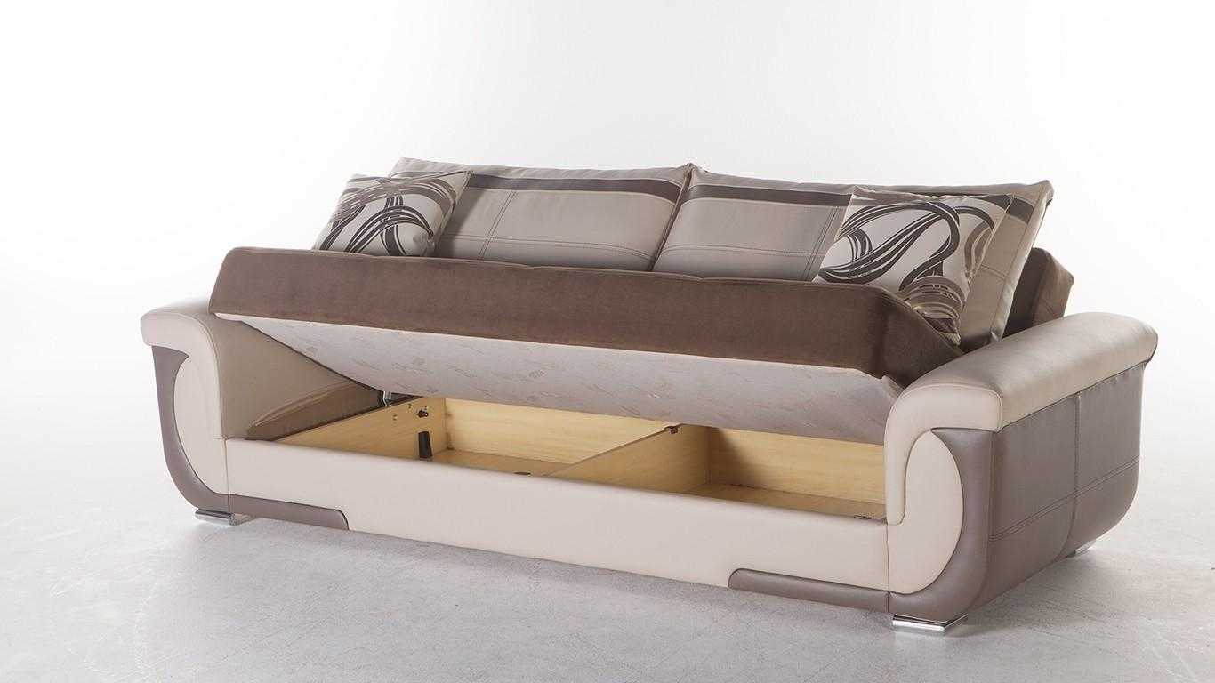 Bedroom: Exquisite Amour Sectional Couch With Pull Out Bed For For Asian Style Sofas (Image 9 of 20)