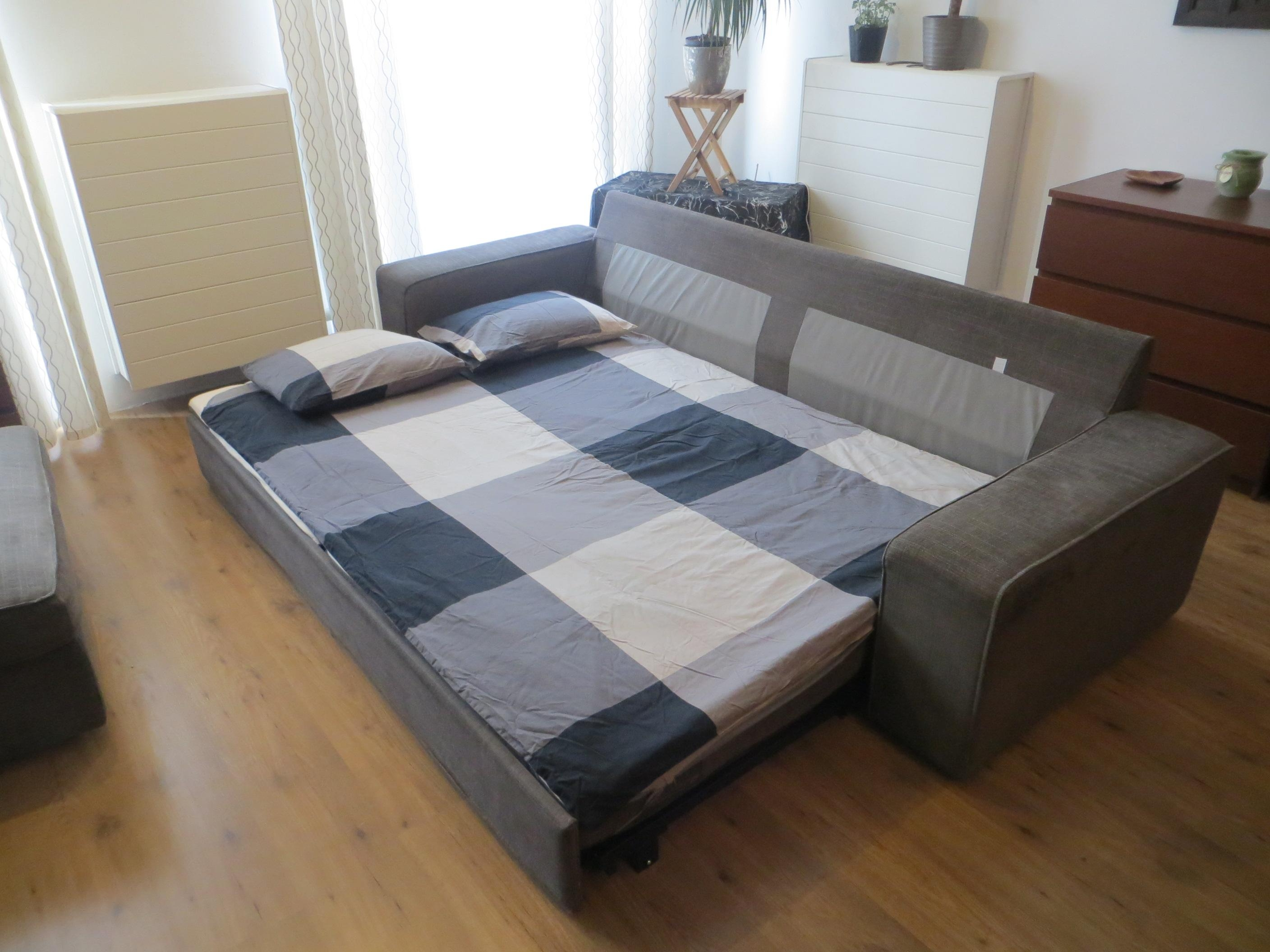 Bedroom Furniture : Leather Sleeper Sofa Sofa Convertibles With Sofa Convertibles (View 12 of 20)