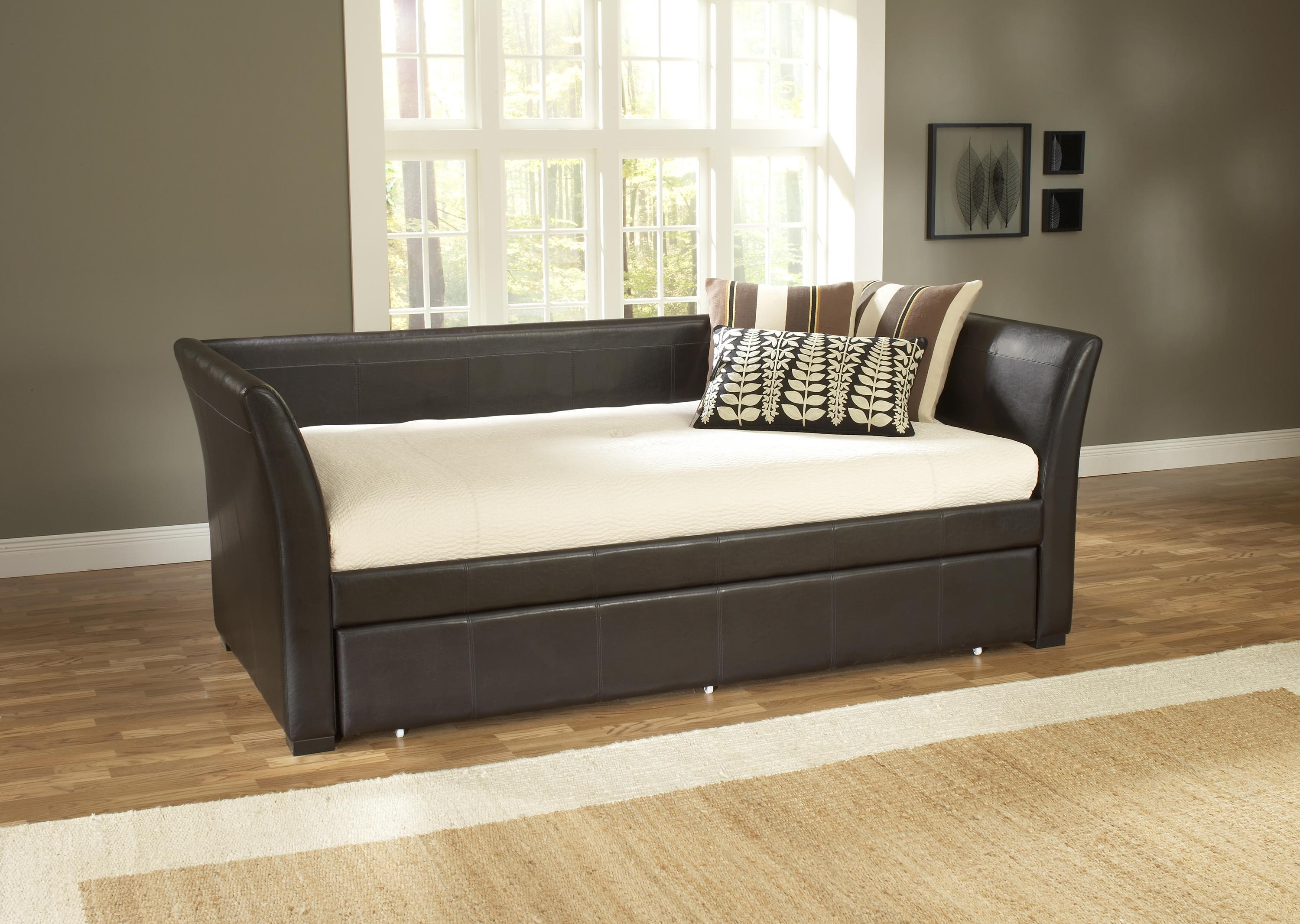 Bedroom: Mesmerizing And Stunning Cheap Daybeds With Trundle For Throughout Sofa Beds With Trundle (Image 4 of 20)