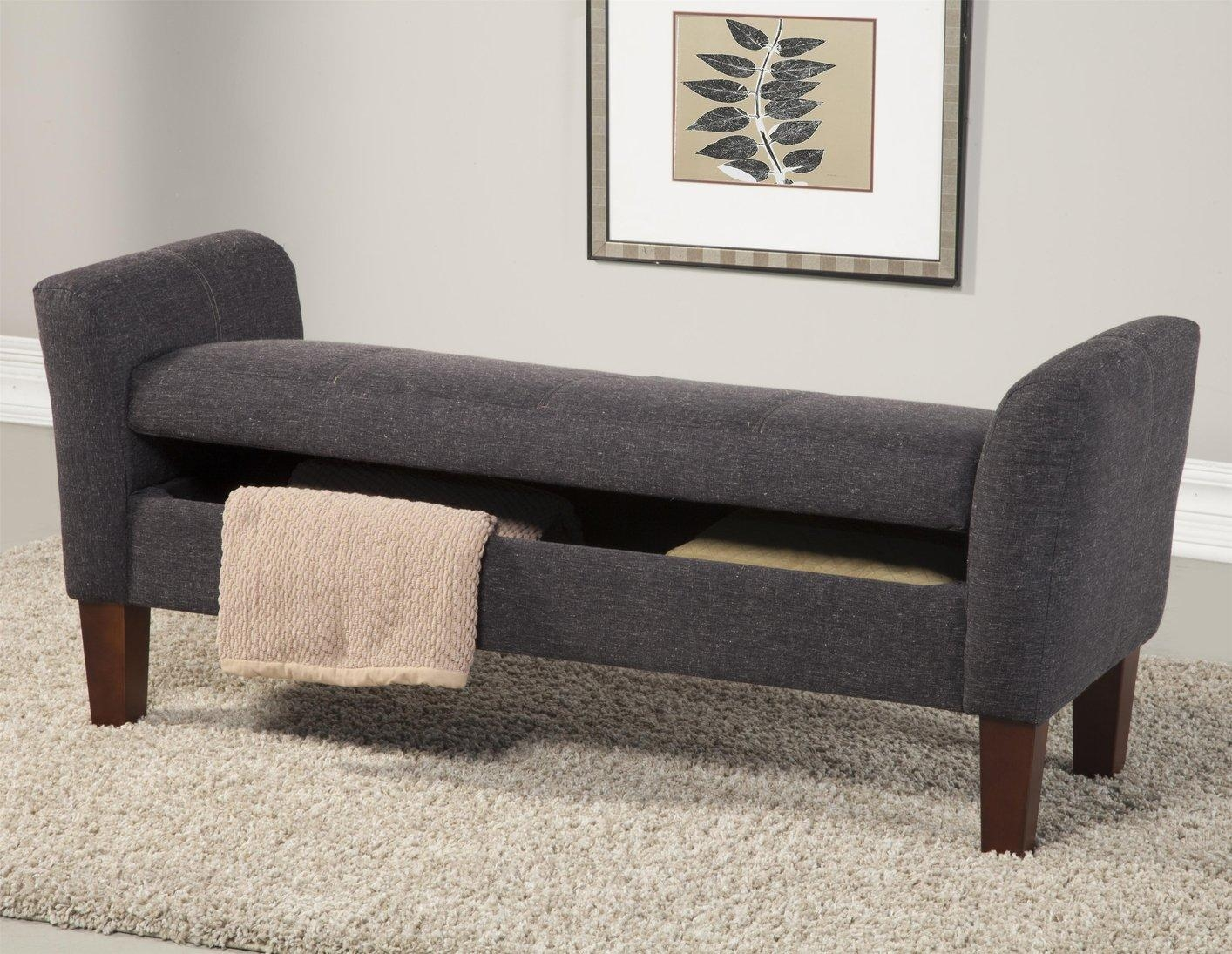 Bedroom Sofa Bench | Sofa Gallery | Kengire With Regard To Bedroom Bench Sofas (Image 6 of 20)
