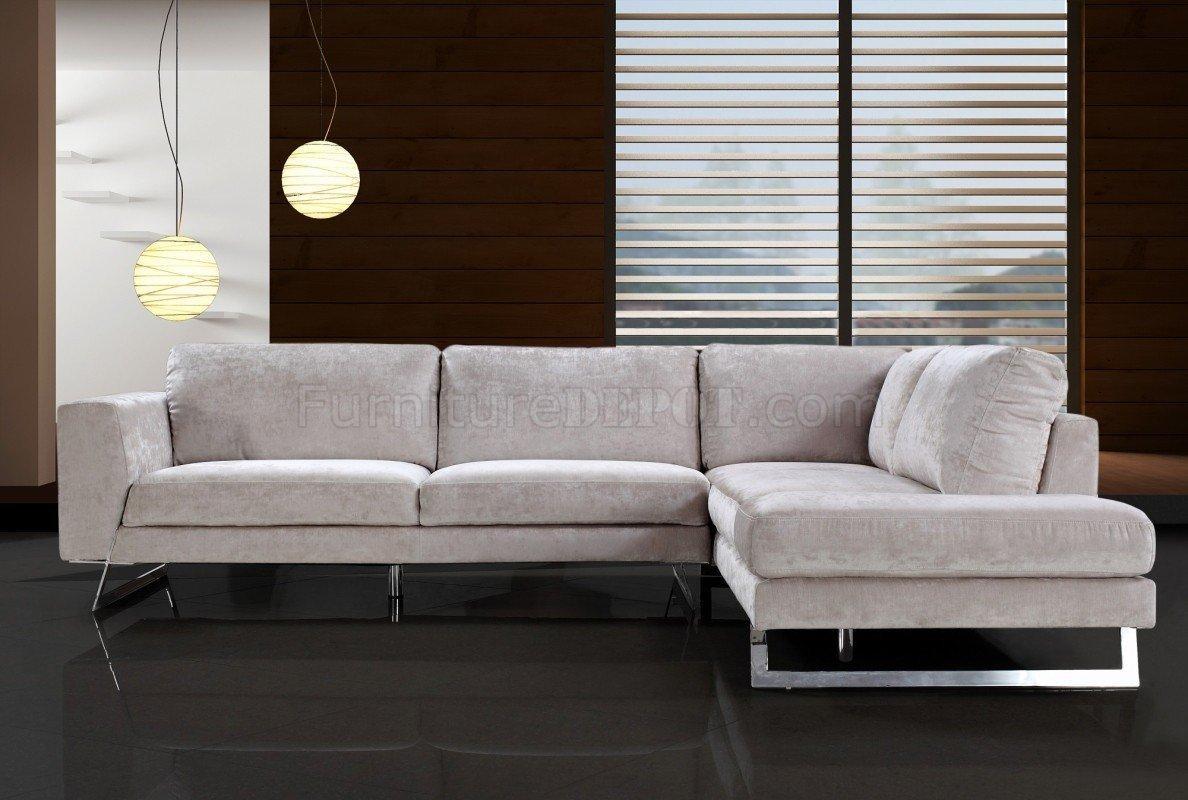 20 top modern microfiber sectional sofa sofa ideas for Modern sectional
