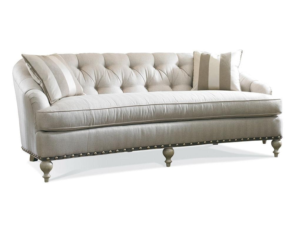Bench Cushion Sofa | Sofa Gallery | Kengire Pertaining To Bench Cushion Sofas (Image 3 of 20)