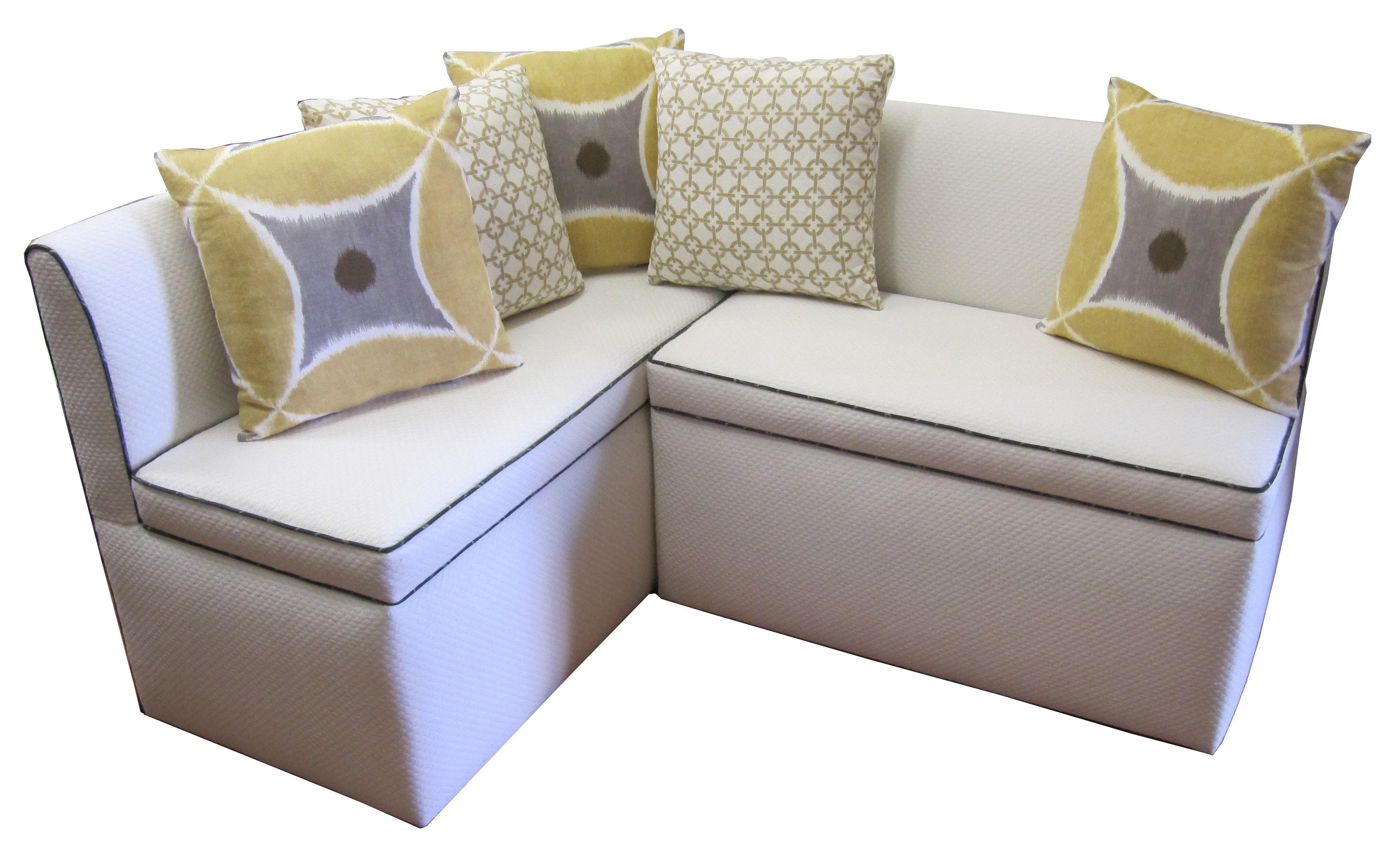 Bench Cushion Sofa With Concept Gallery 25269 | Kengire In Bench Cushion Sofas (Image 5 of 20)