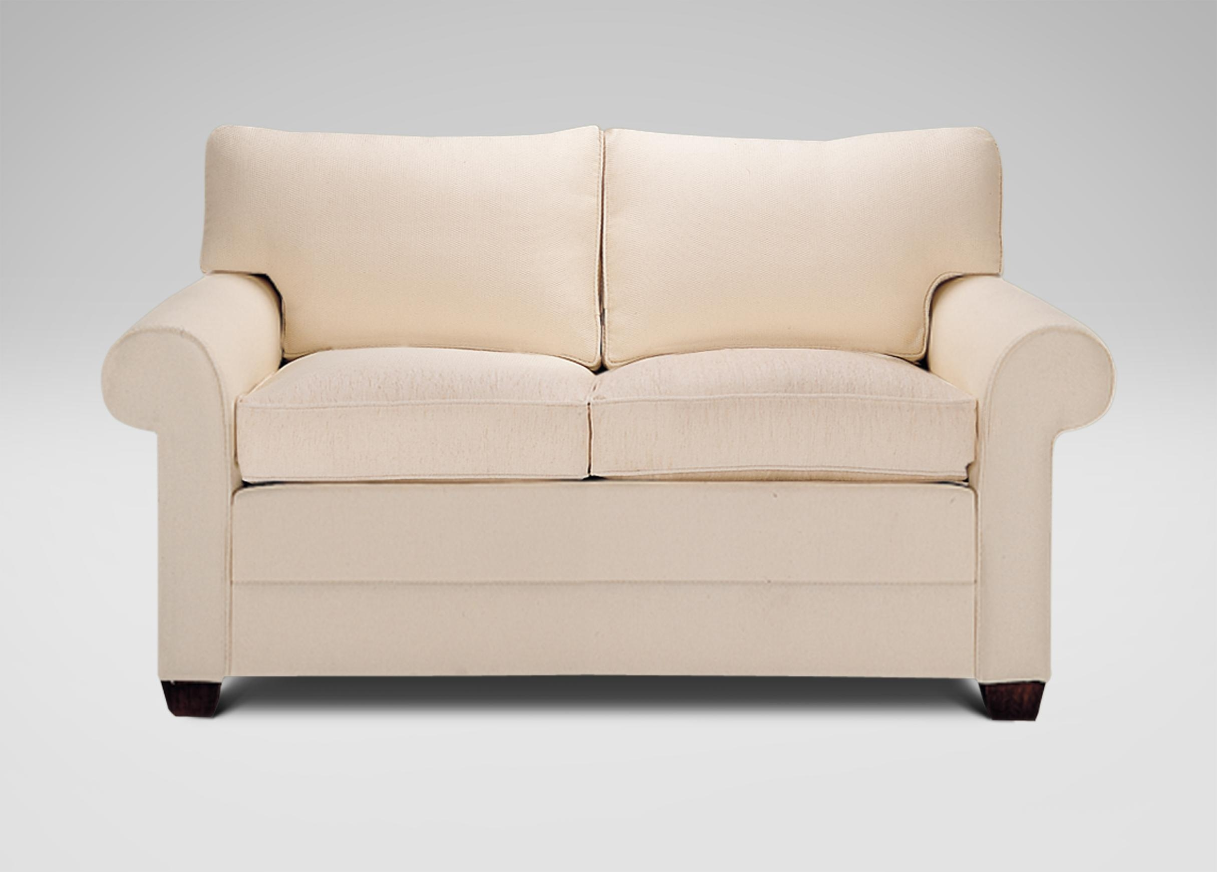 Bennett Roll Arm Loveseat – Ethan Allen In Ethan Allen Sofas And Chairs (View 6 of 20)