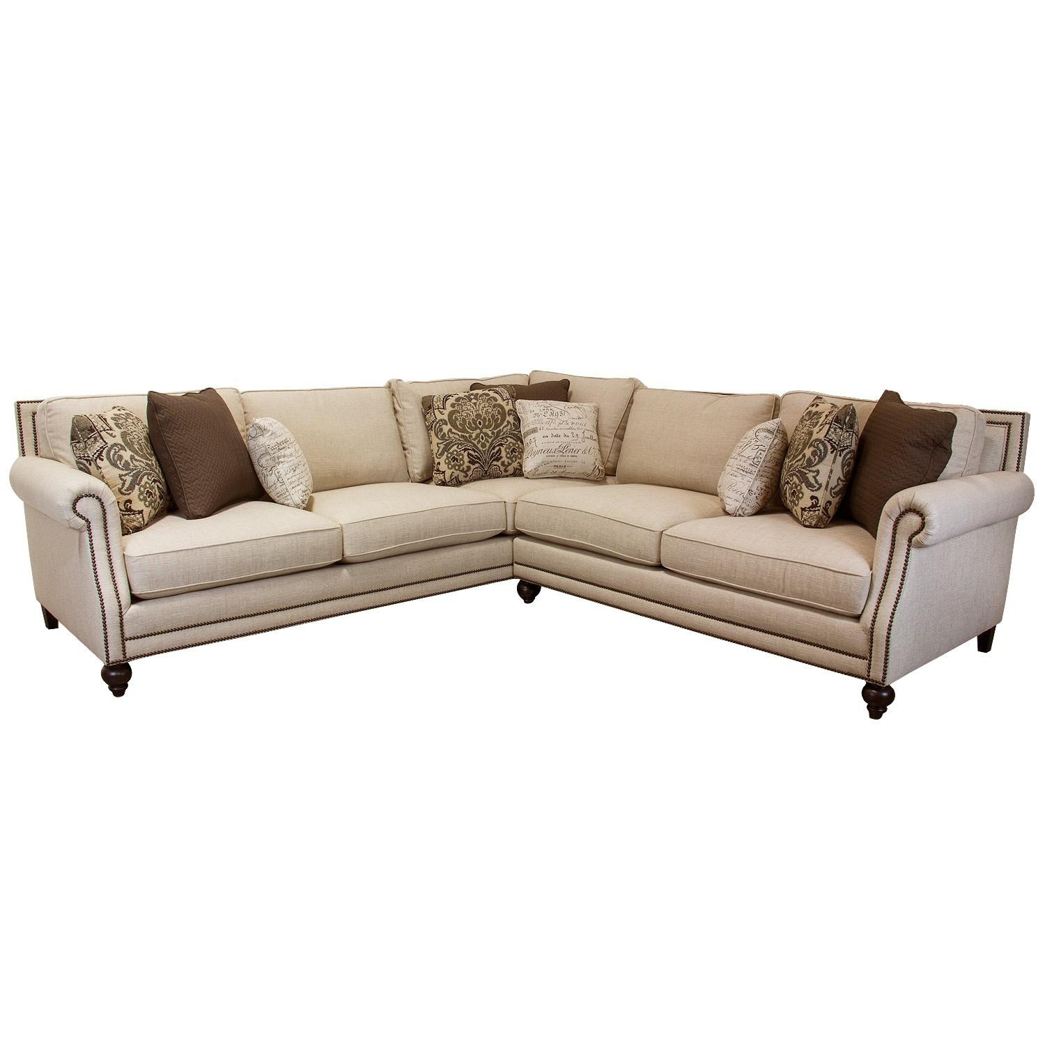 Bernhardt Brae Sectional In Bernhardt Brae Sofas (View 18 of 20)