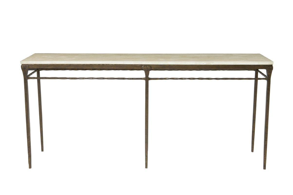 Bernhardt Desmond Console Table & Reviews | Wayfair Throughout Bernhardt Console Tables (View 8 of 20)