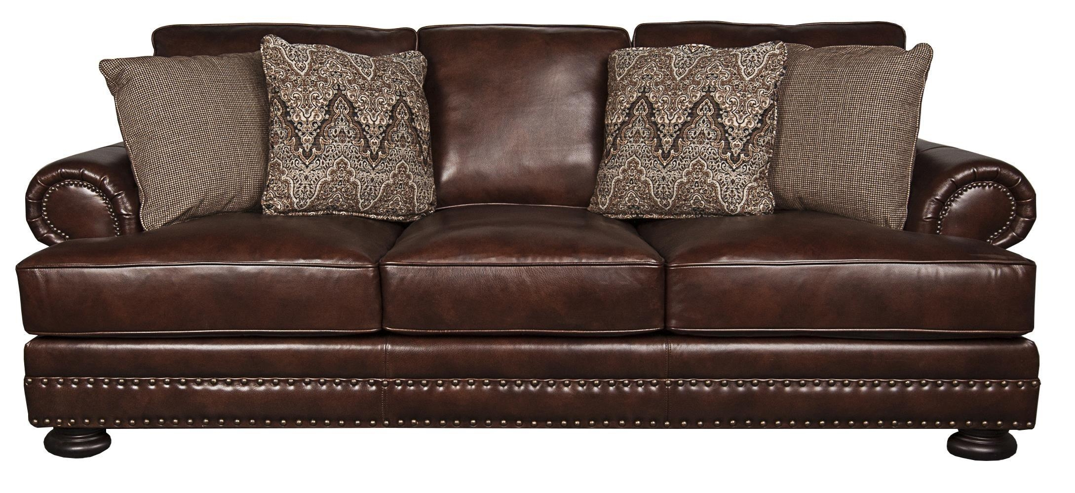 Featured Image of Foster Leather Sofas