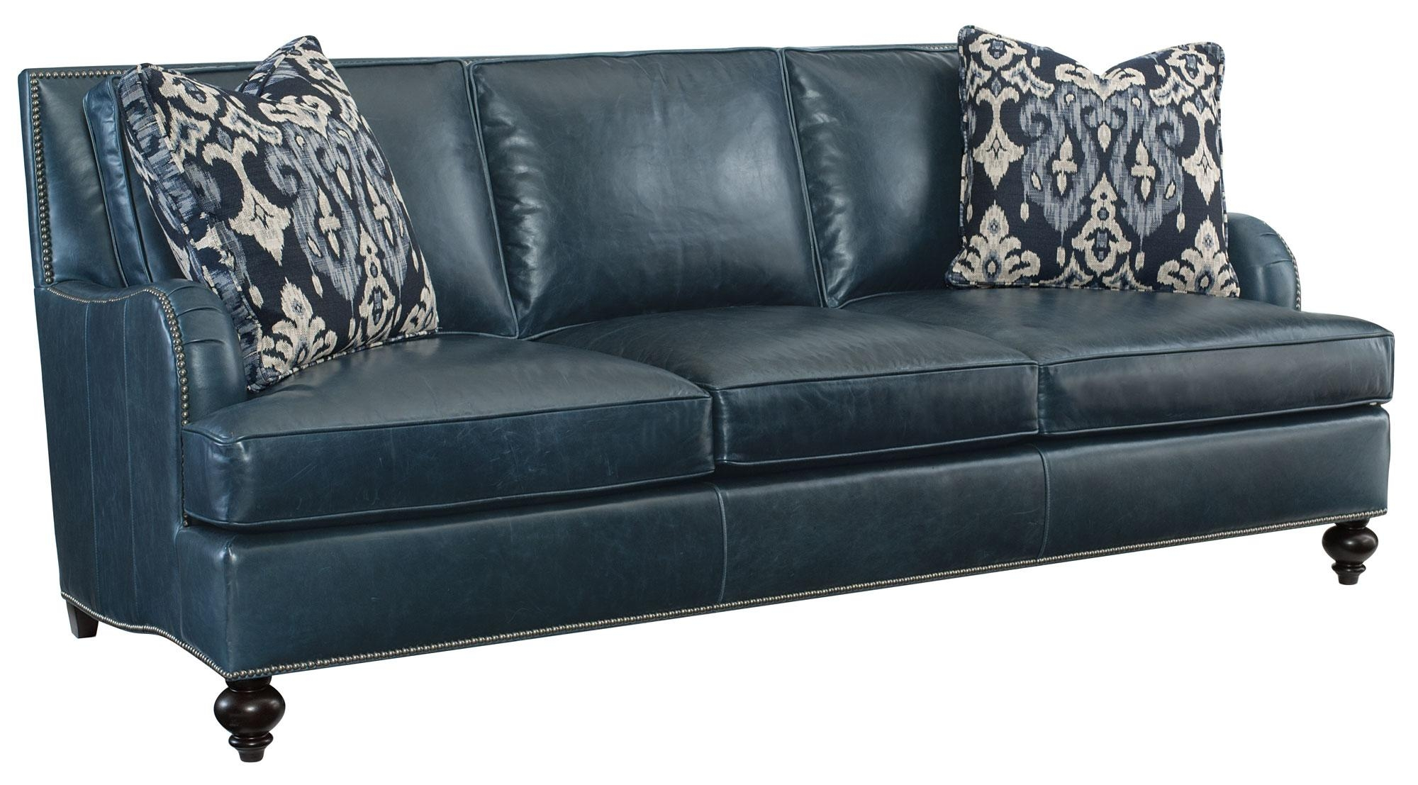 Bernhardt Leather Sofa | Winda 7 Furniture For Foster Leather Sofas (View 6 of 20)