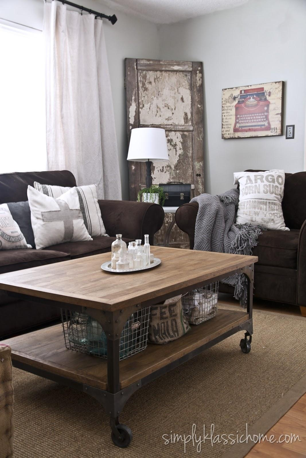 Best 10+ Brown Sofa Decor Ideas On Pinterest | Dark Couch, Living regarding Brown Sofas Decorating