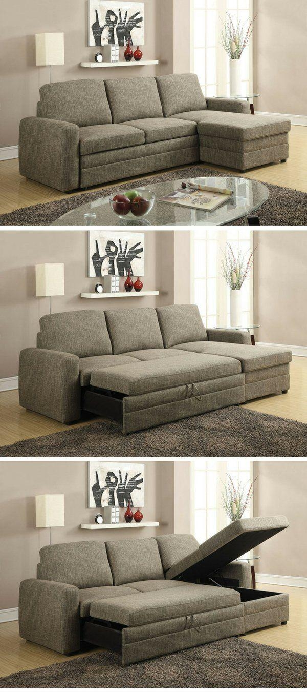 Small Spaces Sectional Sofa | Armless Sectional Sofas Small Spaces ...