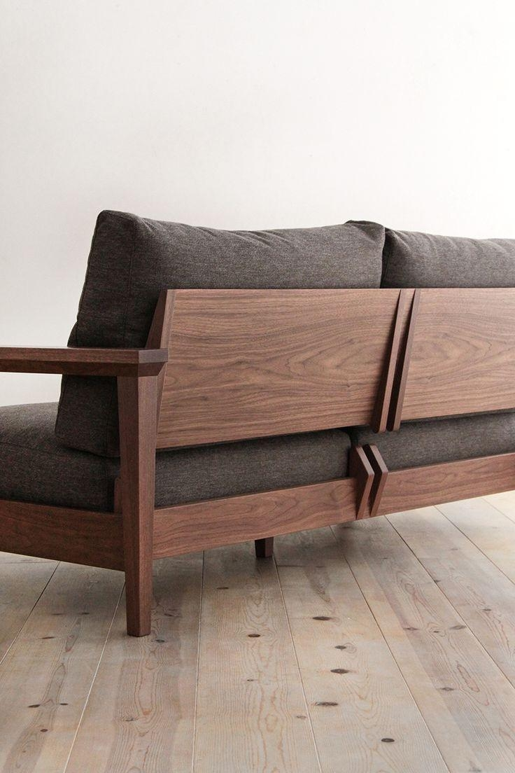 Best 10+ Wooden Sofa Ideas On Pinterest | Wooden Couch, Asian Regarding Sofa Chairs For Bedroom (View 16 of 20)
