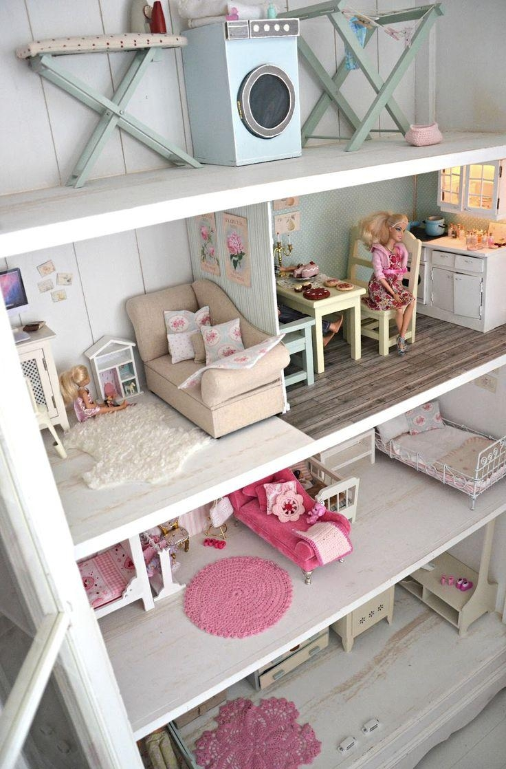 Best 20+ Barbie Furniture Ideas On Pinterest   Barbie Stuff, Diy In Barbie Sofas (Image 4 of 20)