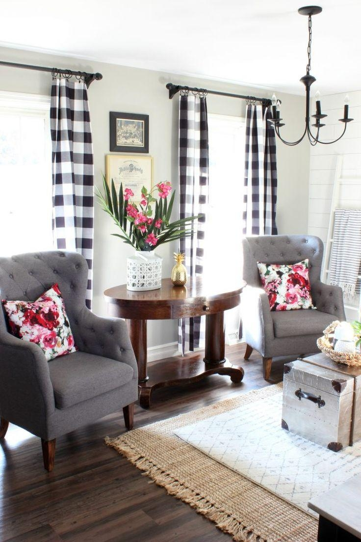 Best 20+ Buffalo Check Ideas On Pinterest | Dining Room Makeovers Intended For Buffalo Check Sofas (Image 1 of 20)