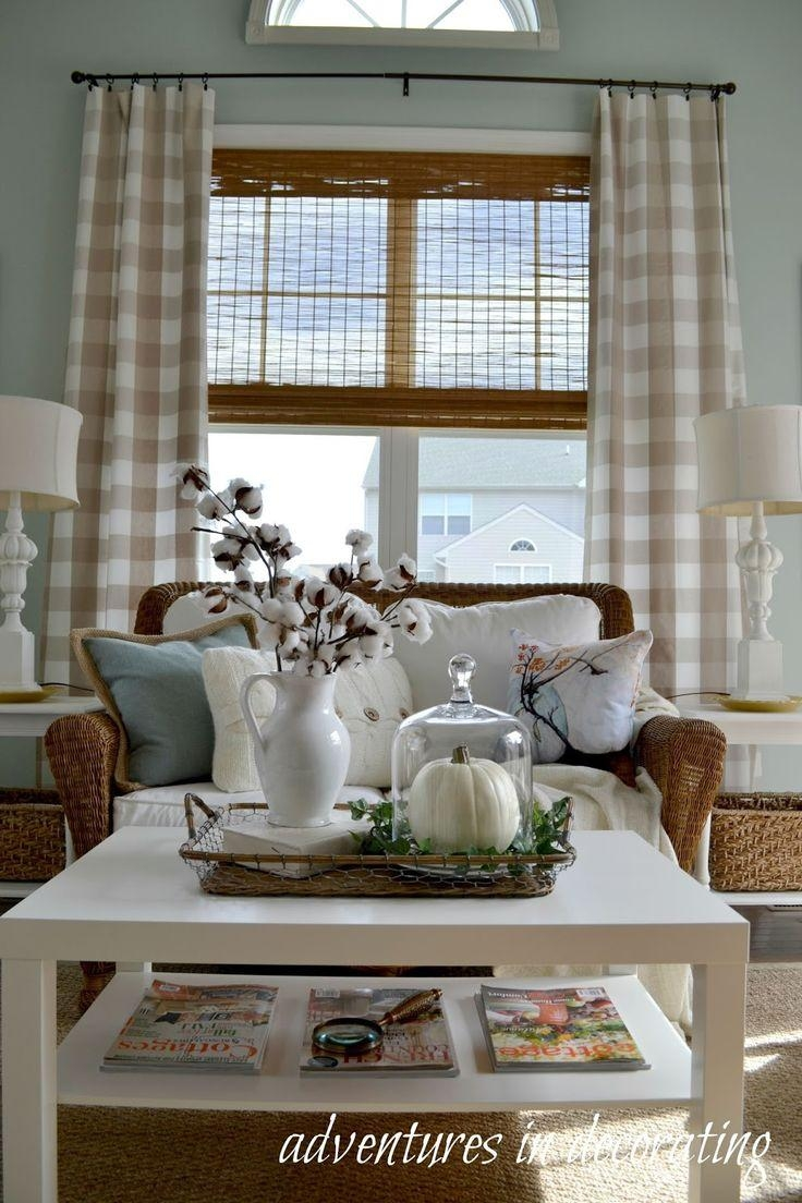 Best 20+ Buffalo Check Ideas On Pinterest | Dining Room Makeovers With Regard To Buffalo Check Sofas (View 17 of 20)