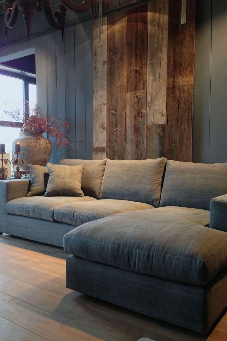 Best 20+ Comfy Couches Ideas On Pinterest | Cozy Couch, Comfy Sofa With Regard To Large Comfortable Sectional Sofas (View 10 of 20)