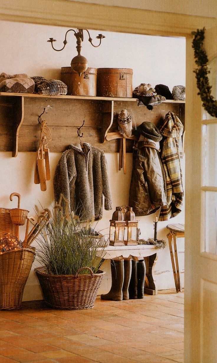 Featured Photo of Coat Racks For Your Entryway