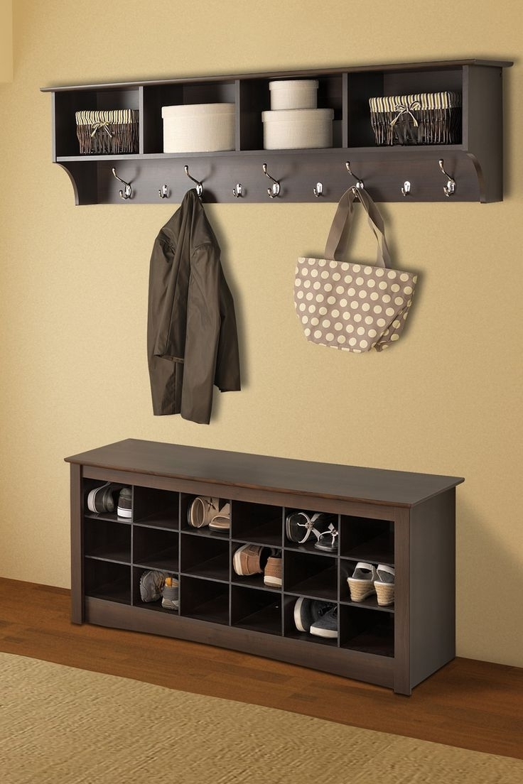 Best 20+ Entryway Shoe Storage Ideas On Pinterest | Shoe Organizer With Coat Racks For Your Entryway (View 2 of 8)
