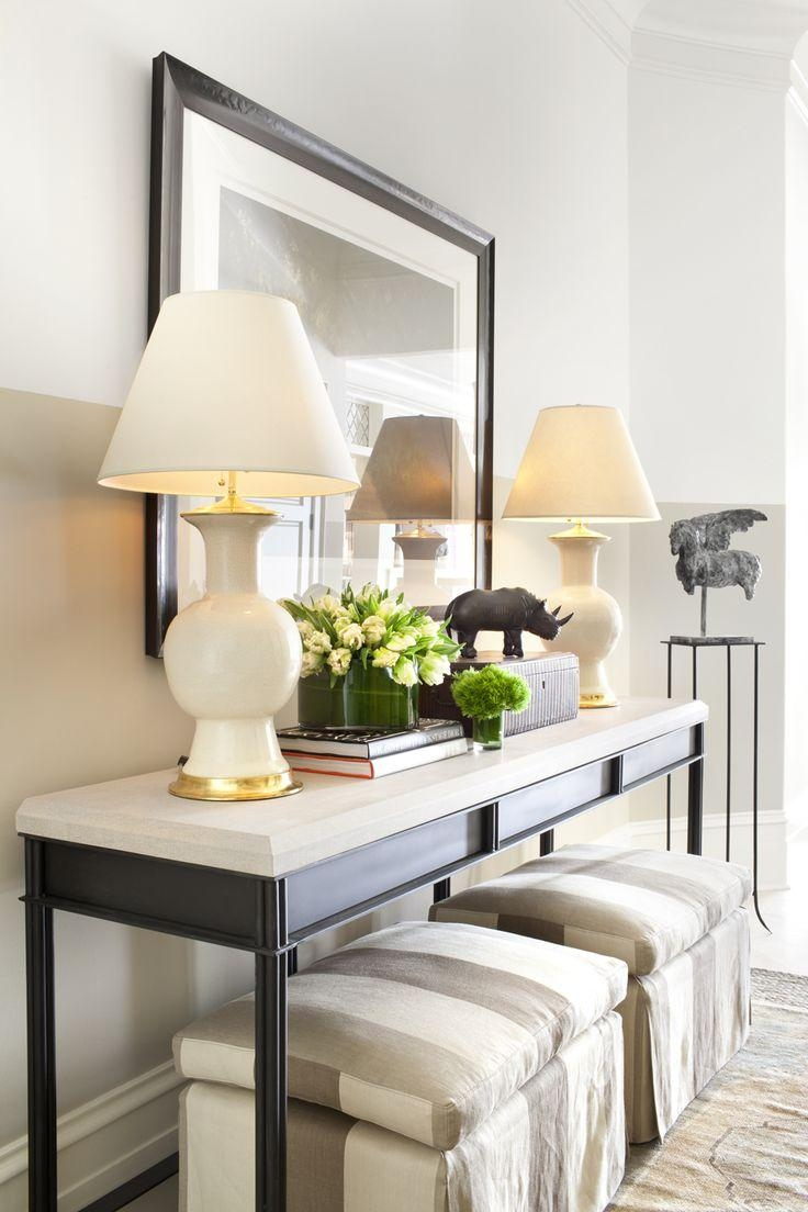 Best 20+ Extra Long Console Table Ideas On Pinterest | Table Regarding Sofa Back Console (View 13 of 20)