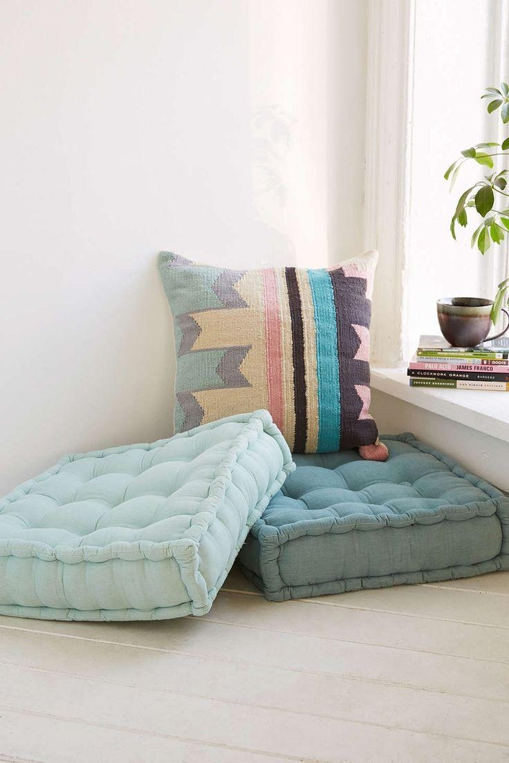Best 20+ Floor Cushions Ideas On Pinterest | Floor Seating, Large Within Floor Cushion Sofas (View 7 of 20)