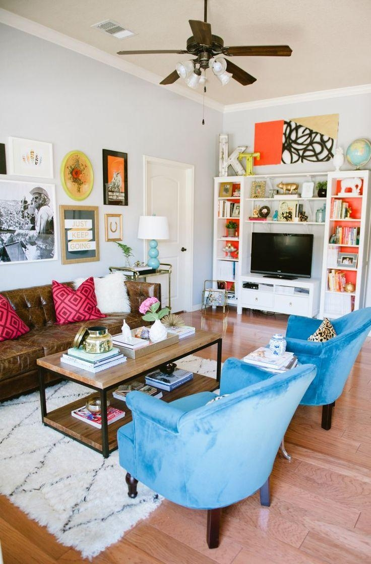 Best 20+ Grey Leather Sofa Ideas On Pinterest | Grey Leather Couch Within Colorful Sofas And Chairs (Image 1 of 20)