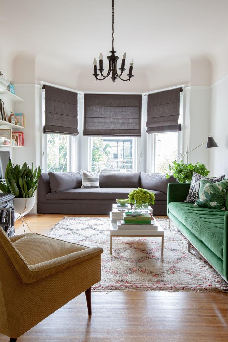 Best 20+ Mismatched Sofas Ideas On Pinterest | Living Spaces Rugs With Regard To Bay Window Sofas (View 14 of 20)