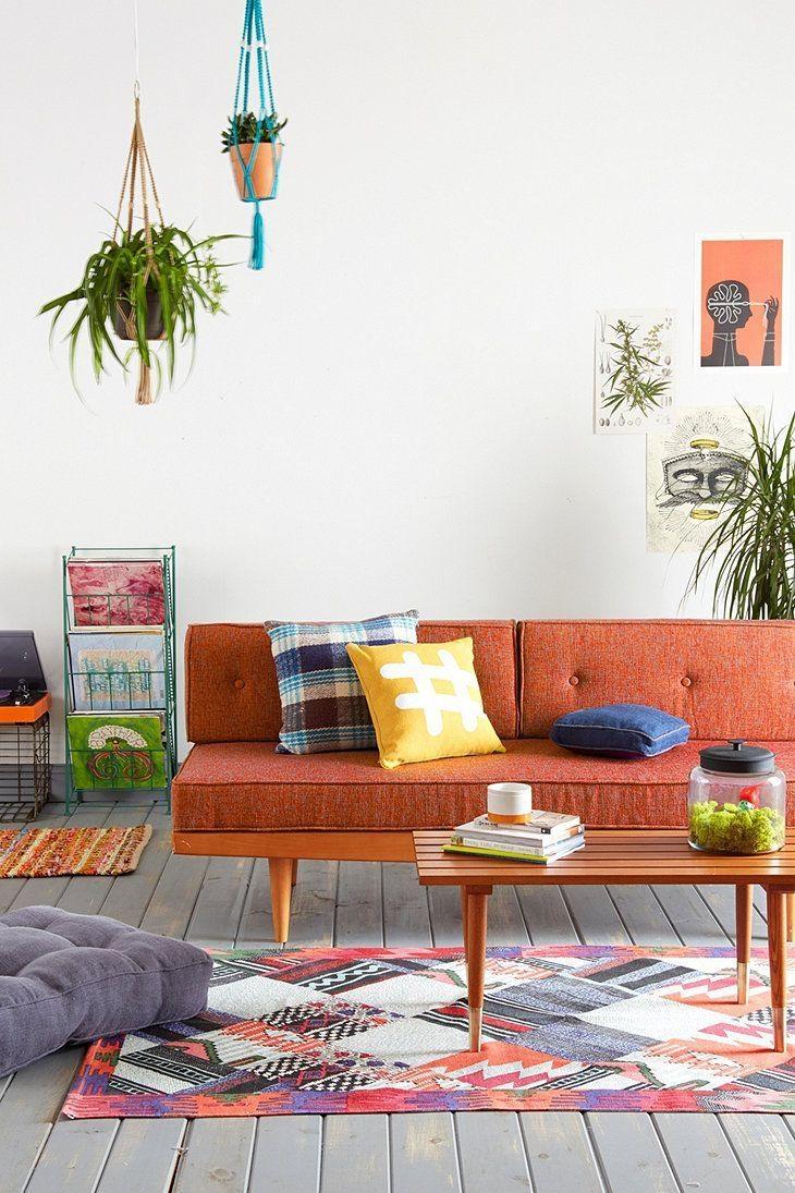 Best 20+ Orange Sofa Ideas On Pinterest | Orange Sofa Design Regarding Orange Sofa Chairs (View 8 of 20)