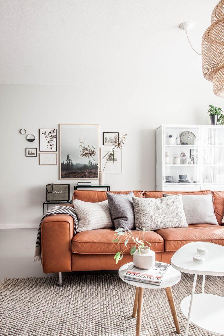 Best 20+ Orange Sofa Ideas On Pinterest | Orange Sofa Design Within Orange Sofa Chairs (View 12 of 20)