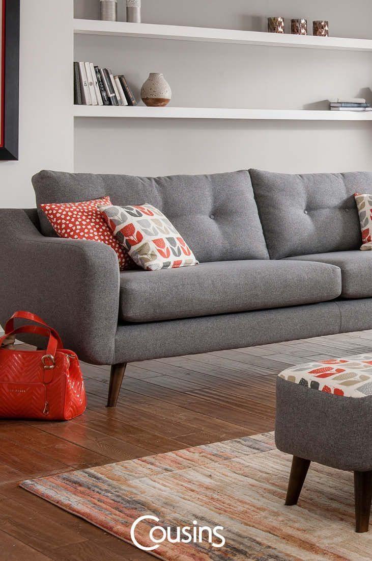Best 20+ Retro Sofa Ideas On Pinterest | Retro Home, Living Room Inside Cheap Retro Sofas (Image 1 of 20)
