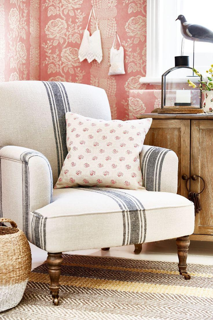 Best 20+ Striped Chair Ideas On Pinterest | Black And White Chair For Striped Sofas And Chairs (View 4 of 20)