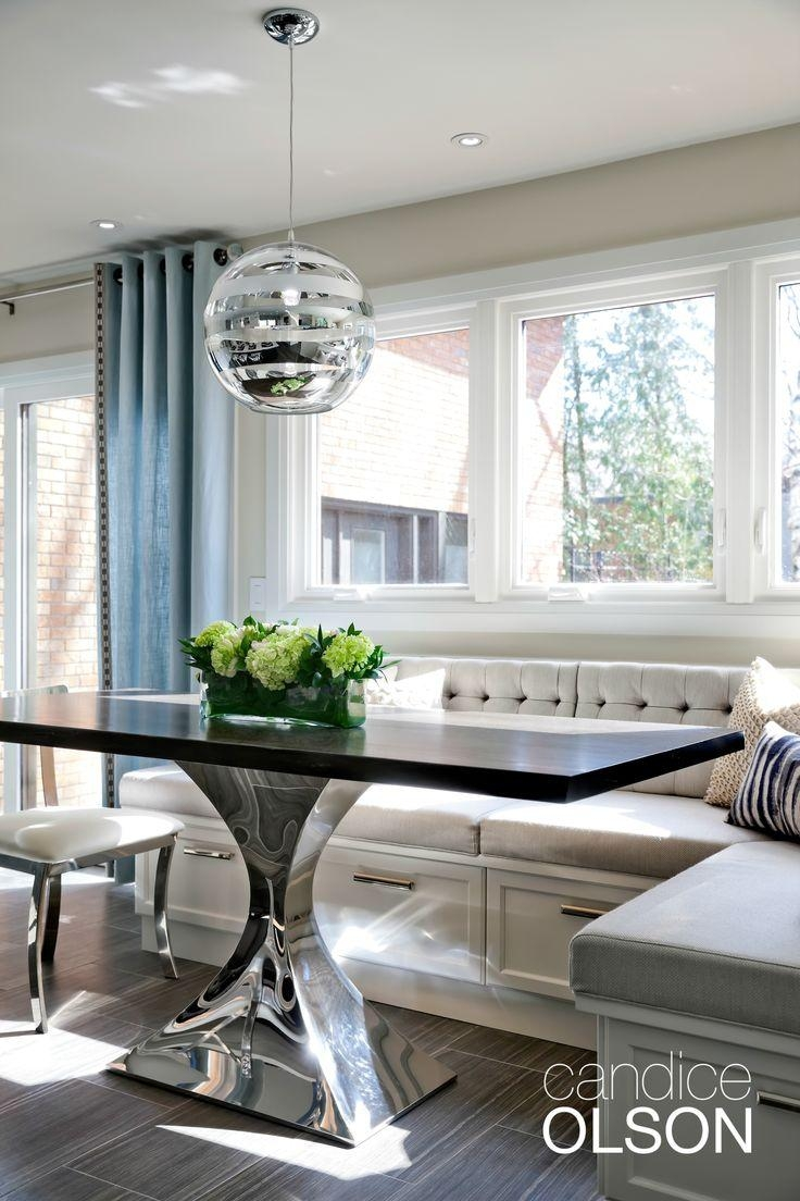 Best 25+ Banquette Seating Ideas On Pinterest | Kitchen Banquette Regarding Banquette Sofas (Image 14 of 20)