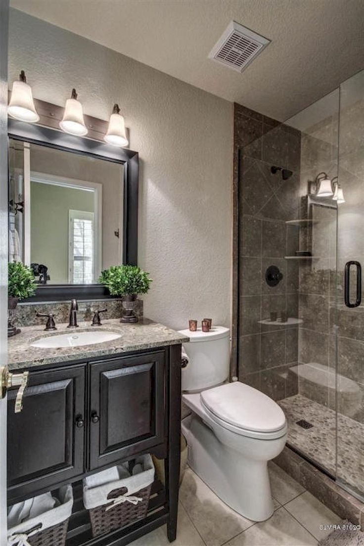 Best 25+ Bathroom Remodeling Ideas On Pinterest | Small Bathroom In Cheap Ways To Improve Your Bathroom (View 14 of 33)